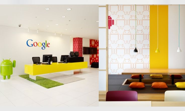 Google Tokyo Office: awesome!