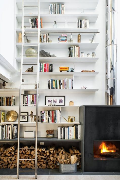 This Rooftop Apartment is the Ultimate Manhattan Dream Home | Apartment Therapy