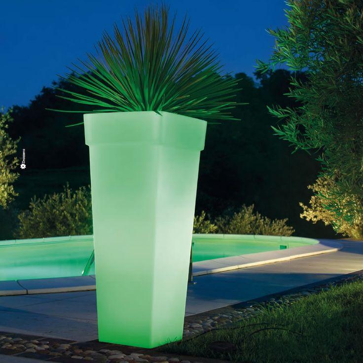 Vaso geryon light nicoli