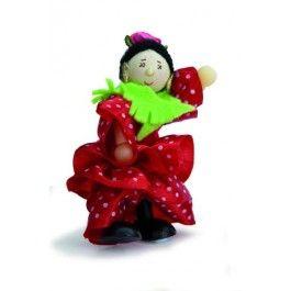 Le toy van rosita de spaanse danser.