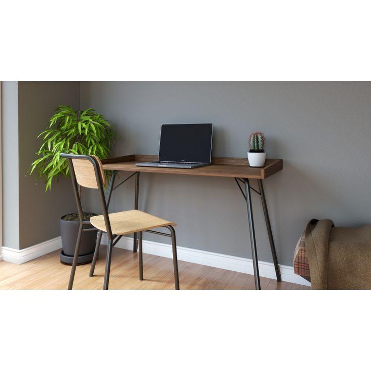 Rayburn Desk - Valnöt eller Ek :: Skrivbord & Kontorsbord, Varumärken > Woodman, Nyhet > nyhet_3