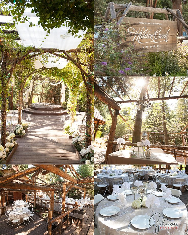 Wedding At The Hidden Creek Lodge In Twin Peaks CA Lake Arrowhead Photographer
