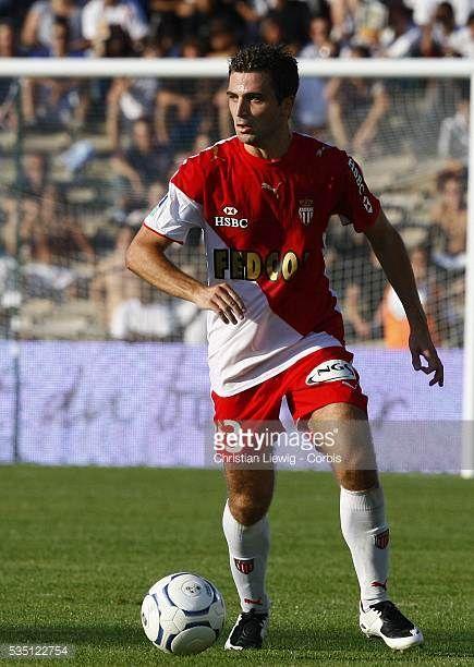 Jerko Leko during the French Ligue 1 match between Girondins de Bordeaux and AS Monaco