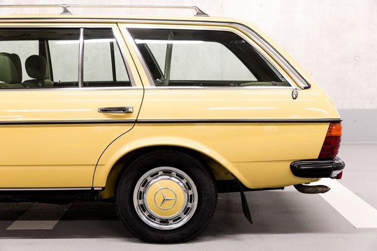 Mercedes-Benz S 123 230 TE.