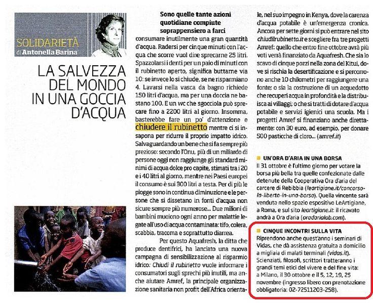 Il Venerdì di Repubblica 25 ottobre #seminari13 #civiltà