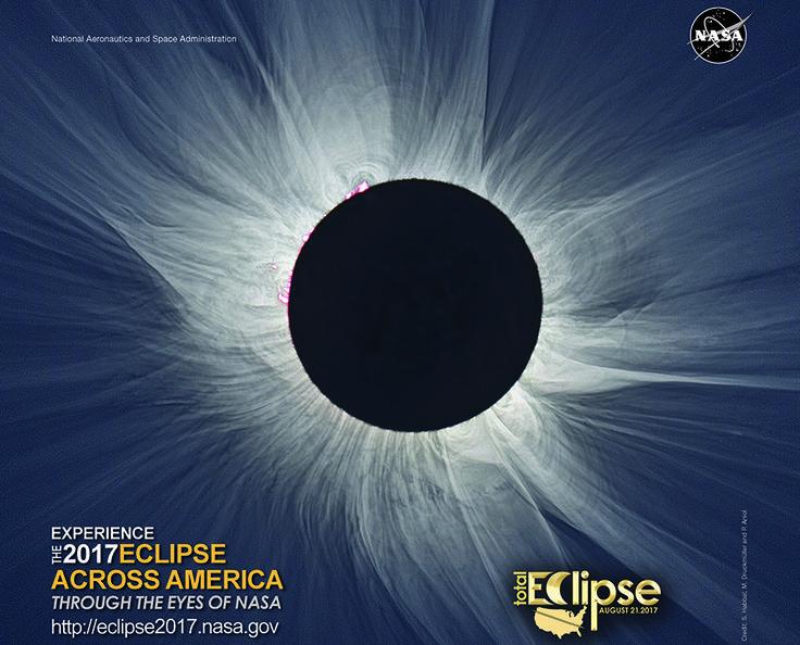 NASA Total Solar Eclipse