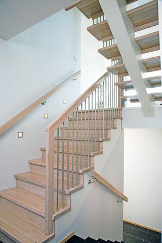 Trapperingen - 180° repotrapp, grå