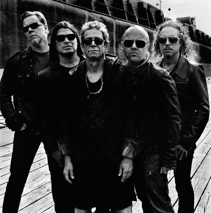 Metallica & Lou Reed.