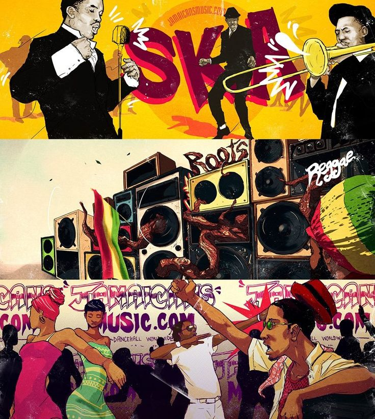 ska roots reggae jamaica