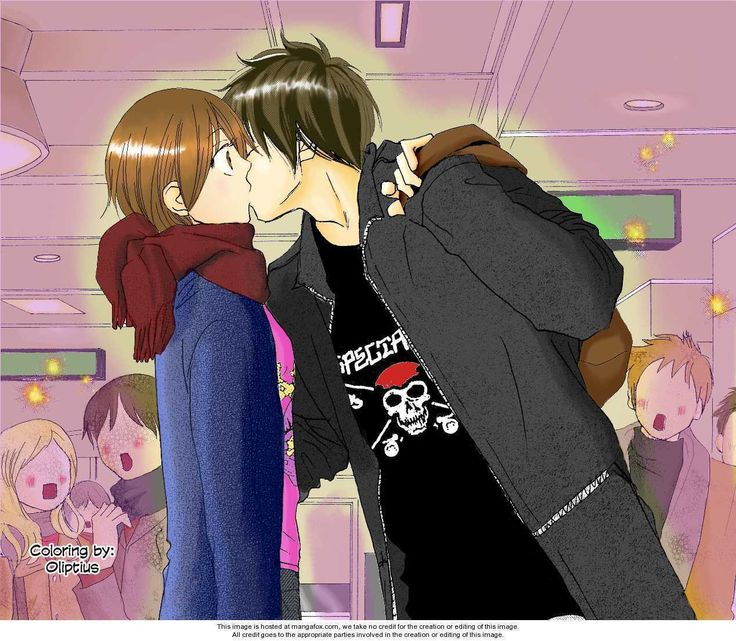 Ahh! I love Yoh and Haruna so much! XD they actually remind me of Mina and Jared   ;p