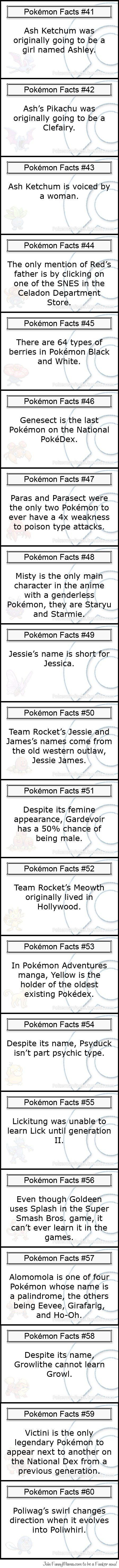 I always thought Ash should be a girl and thought clefairy should of been in place of pikachu! I never saw this, but I KNEW IT!! Soooo should've been that way!!