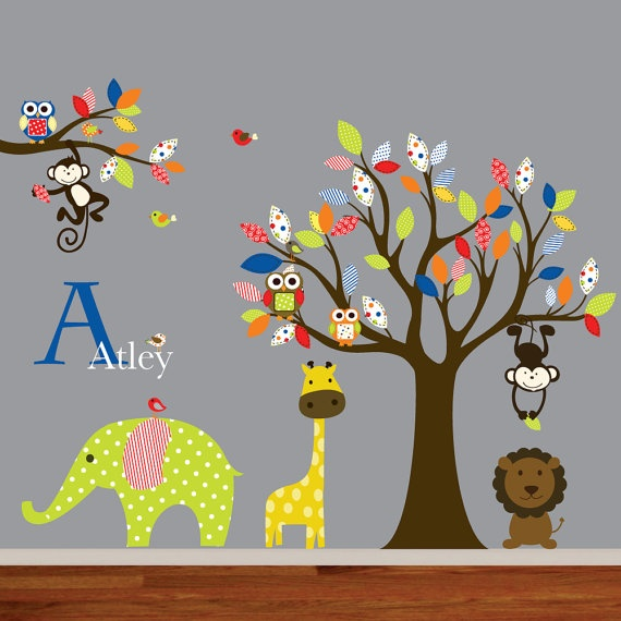 Best Mural Ideas Images On Pinterest Mural Ideas Kids Rooms - Nursery wall decals calgary