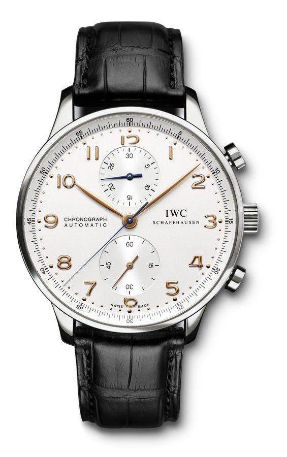 iwc potugaise chrono Top 10 des montres mythiques pour homme