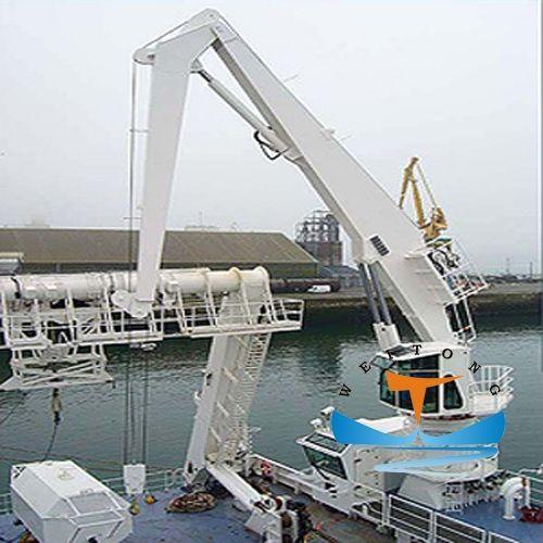 Knuckle Boom Hydraulic Crane