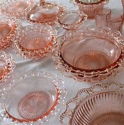 Image result for old colony depression glass