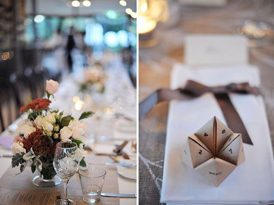 Rustic Chic Table Setting | Centennial Parklands Dining
