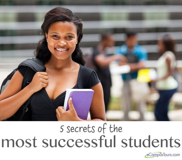 Check out what the most successful students make a point to do in order to flourish inside the classroom and beyond.
