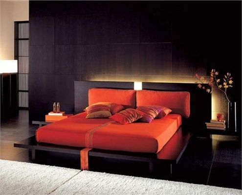 Japanese bedroom design ideas (10)