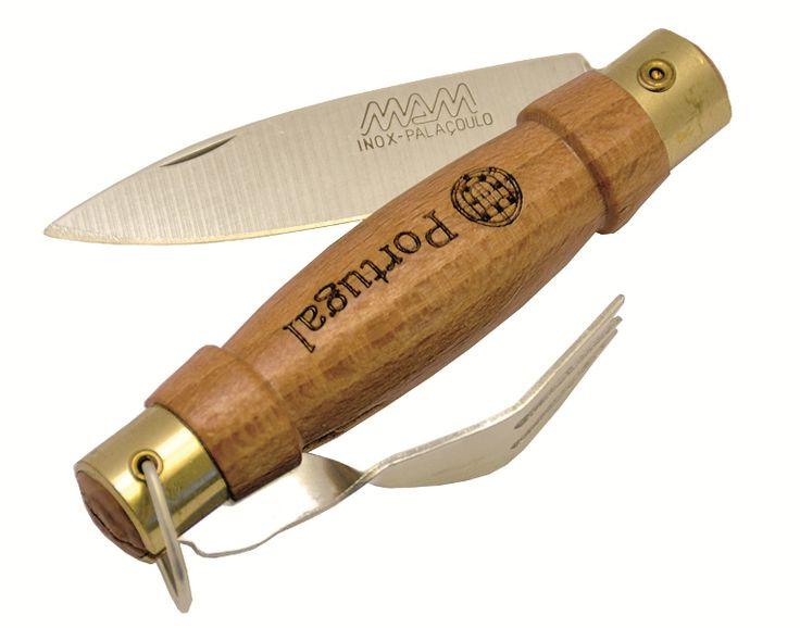 Карманный нож с вилкой и кольцо МАМ карманные ножи карманные ножи Filmam