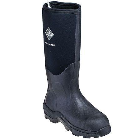Muck Boots Unisex ASP STL Steel Toe Arctic Sport Waterproof Work Boots ASP-STL,    #MuckBoots,    #ASPSTL,    #MensWorkBoots