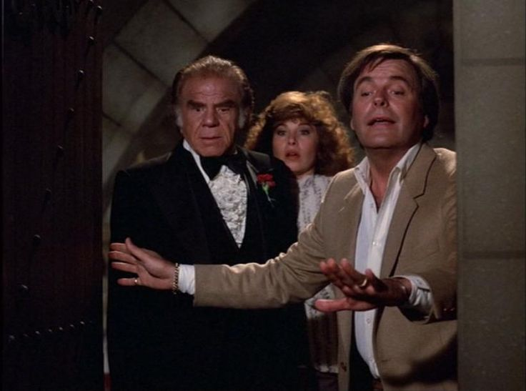 Robert Wagner and Stefanie Powers in Hart to Hart (1979)