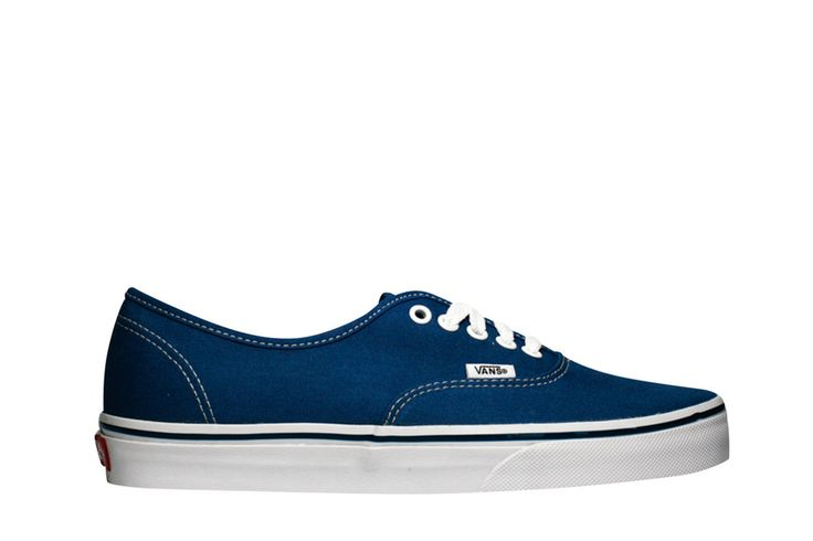 Pictures of Vans Authentic Navy