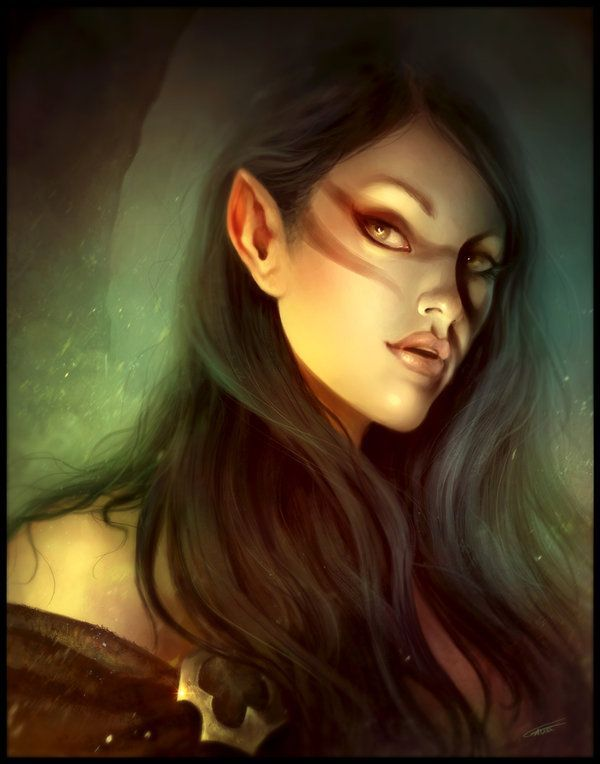 Queen Maeve of the Fae