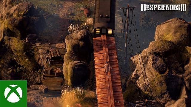 Xbox Desperados Iii Introducing John Cooper Trailer In 2020 John Cooper Beyond Good And Evil Tom Clancy Ghost Recon
