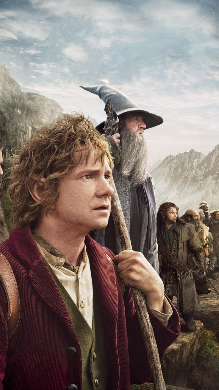 The Hobbit An Unexpected Journey HD Wallpapers Backgrounds