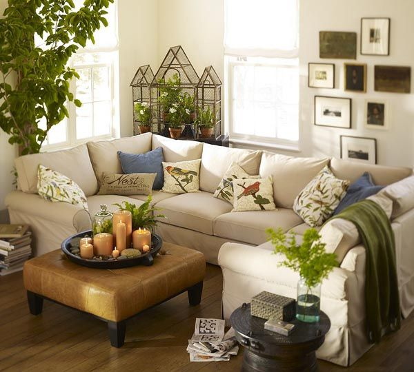 55 decorating ideas for living rooms small living rooms for Small room 5 1 or 7 1