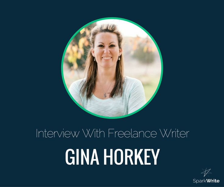 Learn this insider trick to getting more writing gigs in your niche http://sparkwrite.io/interview-freelance-writer-gina-horkey/?utm_campaign=coschedule&utm_source=pinterest&utm_medium=SparkWrite&utm_content=Interview%20With%20Freelance%20Writer%20Gina%20Horkey