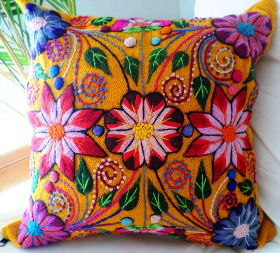 https://www.etsy.com/listing/200348854/hand-embroidered-pillow-sham-yellow-wool