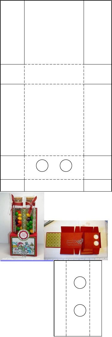 Microsoft Word - Double Candy Test Tube Holder By Lisa Somerville | Scribd