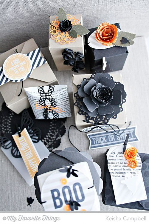 1000 Images About Mft Halloween Cards Treats And Decor