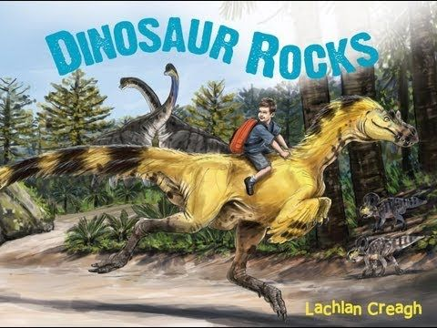 Dinosaur Rocks - Picture Book Trailer