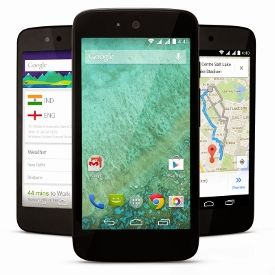$105 Android One Phones Launch in India