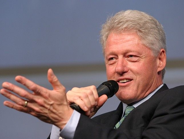 Bill Clinton Hospitalized for Chest Pain