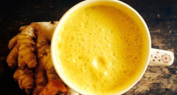 Come fare il Tè alla Curcuma dai mille benefici