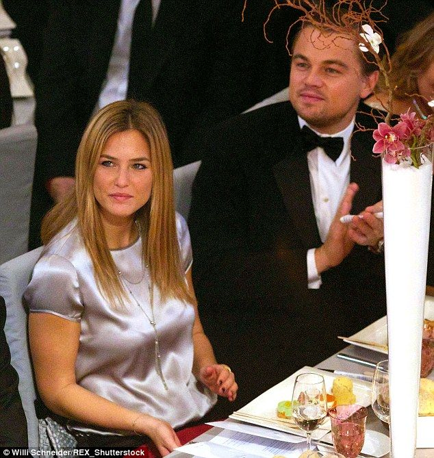 Leo's lady: The Oscar nominee had a serious relationship with Bar Refaeli between 2005 thr...