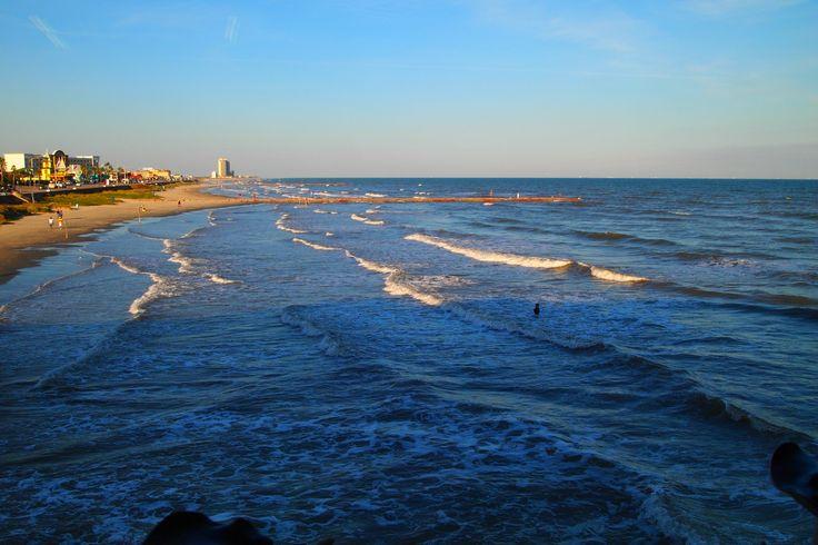 Galveston beach tx
