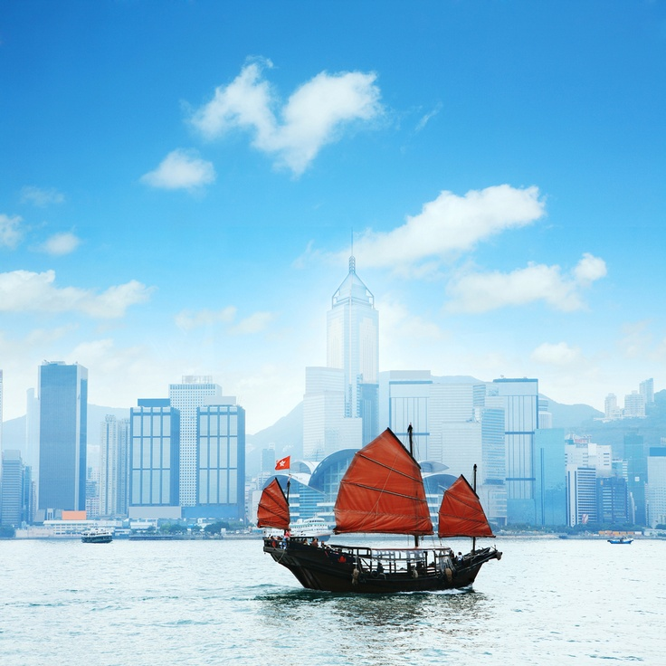 Got a hankering for a holiday? Hong Kong is our hot spot of the week with 50% off accommodation #HongKong #Travel #Deals #Asia