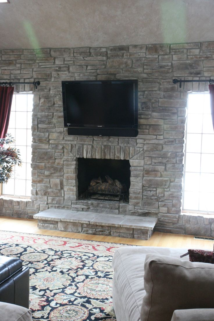 12 best stone fireplace images on pinterest stone fireplaces