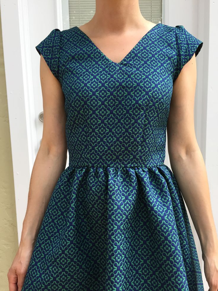 Newlook 6262 Dress   Sew   Dresses, Dress sewing patterns ...
