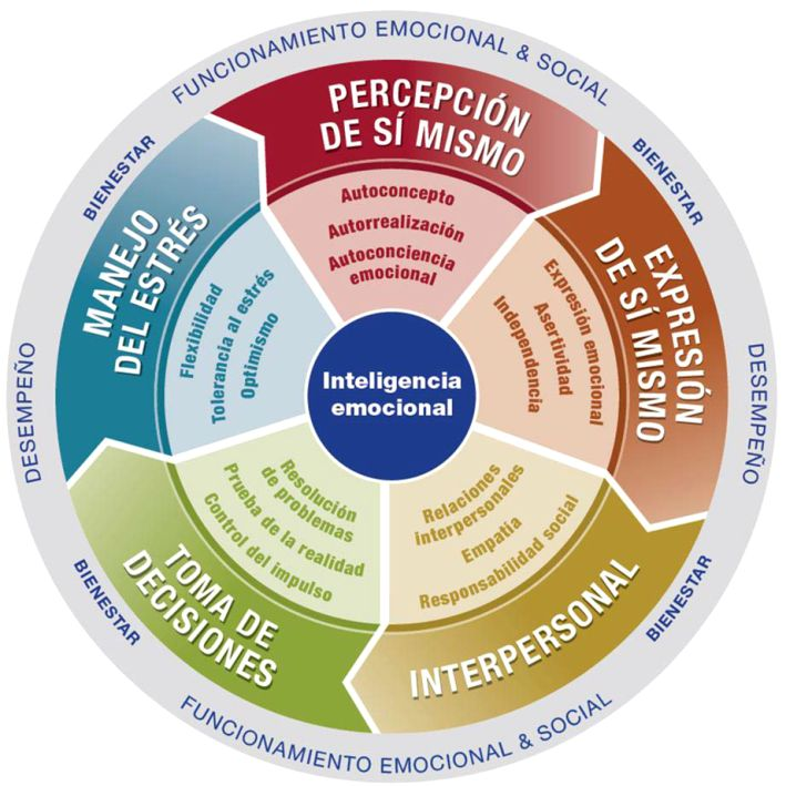 Rueda de Emociones, emotion wheel
