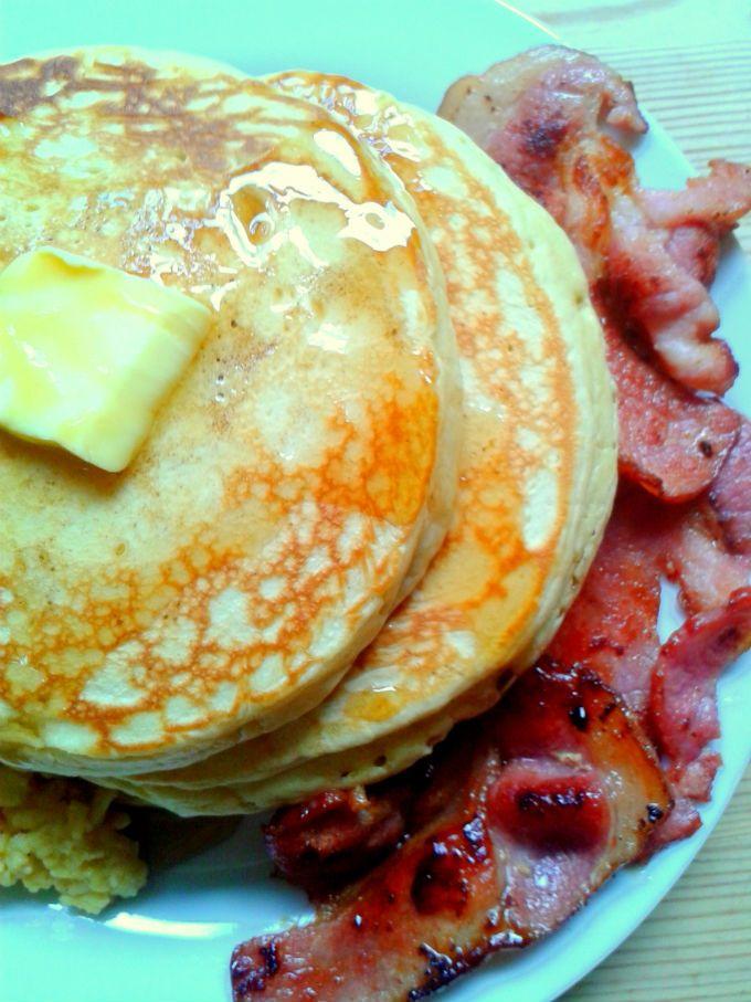 Classic Pancakes - One Fool Pie
