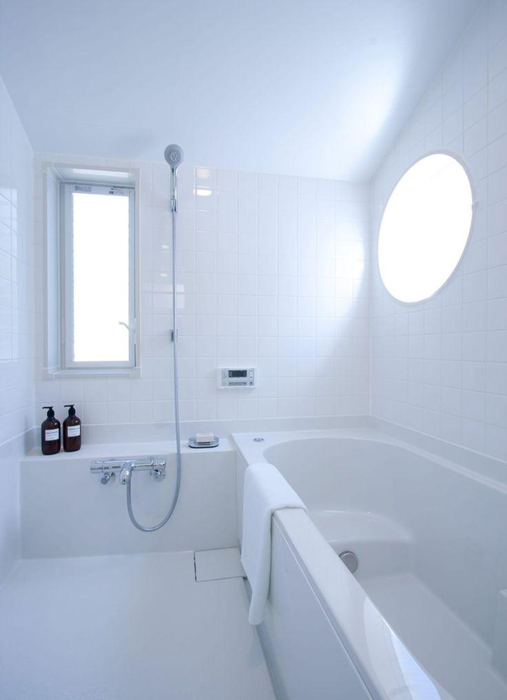 スマイル!アバターハウスの浴室・洗面所2