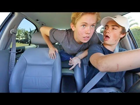 5 TYPES OF PEOPLE IN THE CAR!!! - YouTube