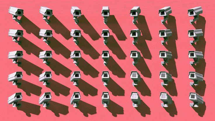 GIF Six-Pack: Cámaras de seguridad, espías subterráneos y animaciones fisgonas…
