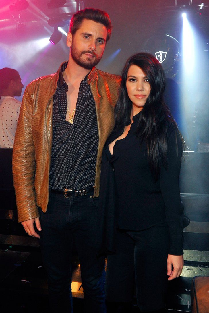 Kourtney Kardashian and Scott Disick Are Reportedly Back Together