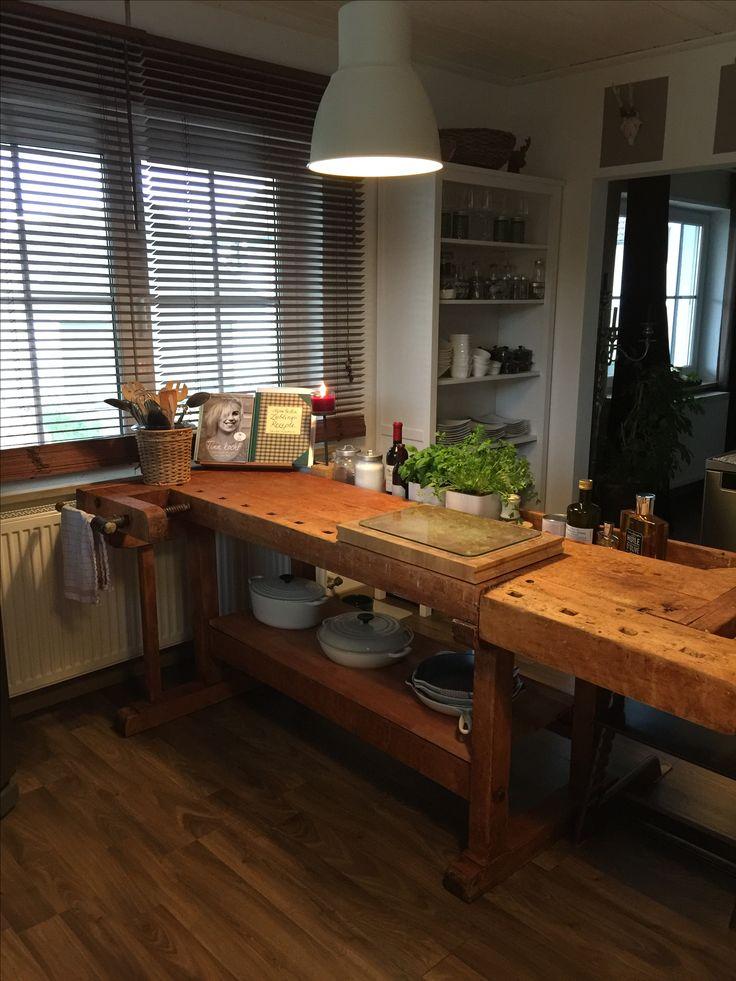 die besten 10 alte werkbank ideen auf pinterest moderne familie werkbank holz und alte k che. Black Bedroom Furniture Sets. Home Design Ideas